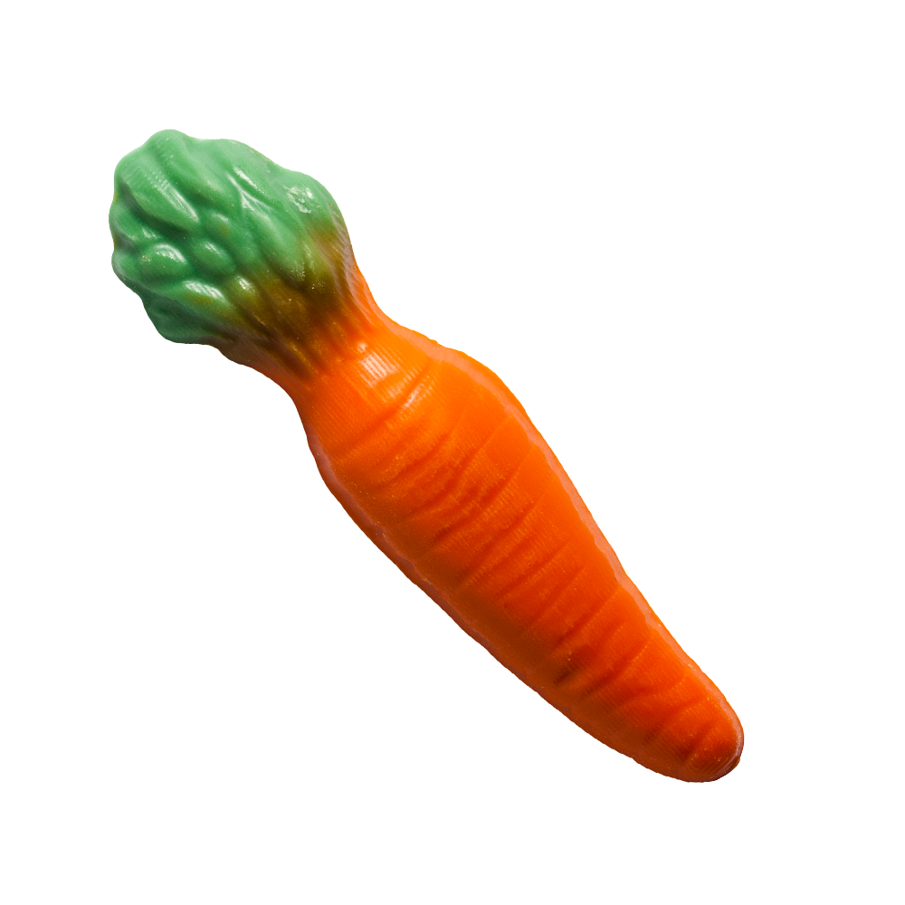 Fruit decorations - Carrots