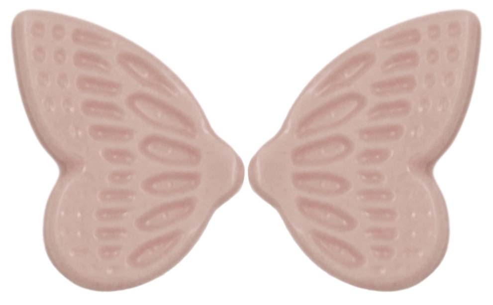 Signature decorations (Jura) - Butterfly Wings Pastel Pink