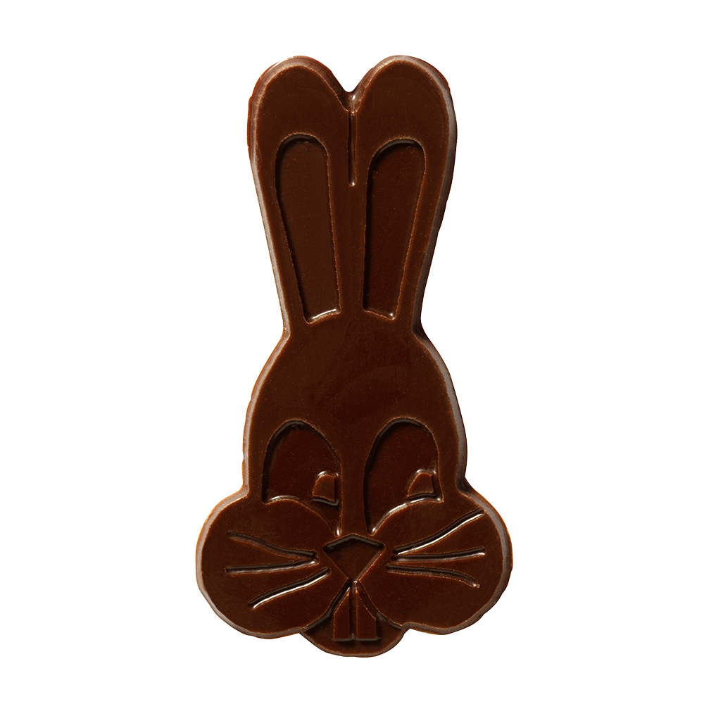 Pasen - Dark Chocolate Bunnies