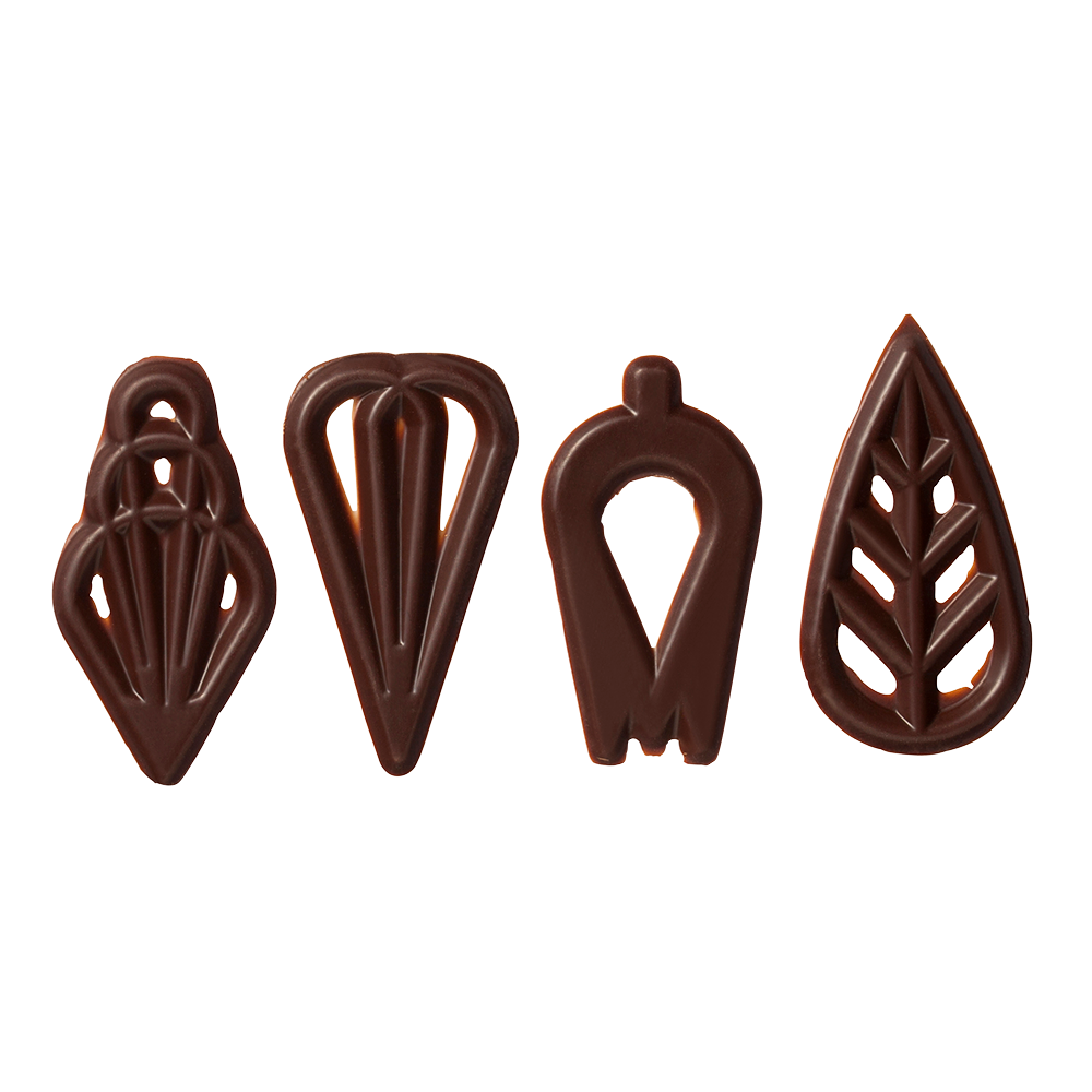 Open decorations - Dark Chocolate Soiree Assortment