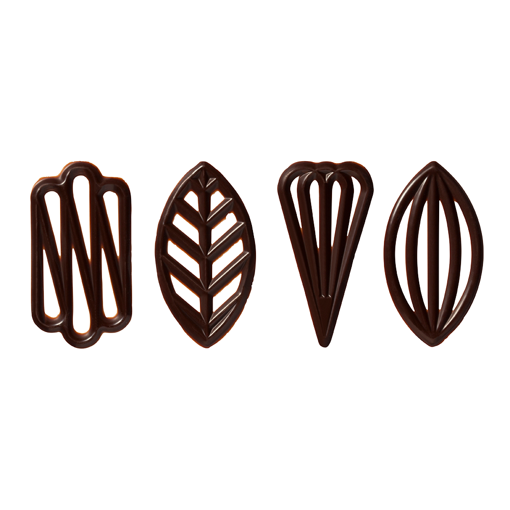 Open decorations - Dark Chocolate Special Assortment