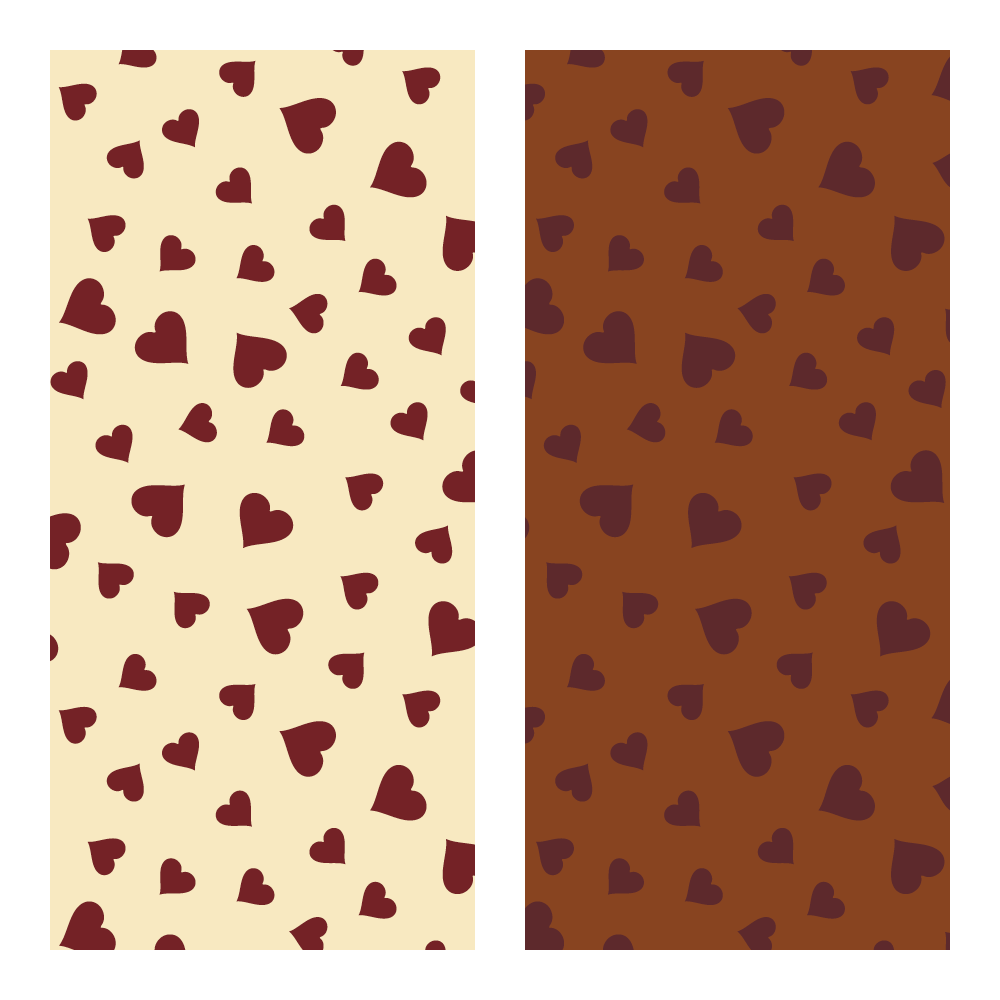 Transfer sheet - Transfer Sheets Flying Hearts