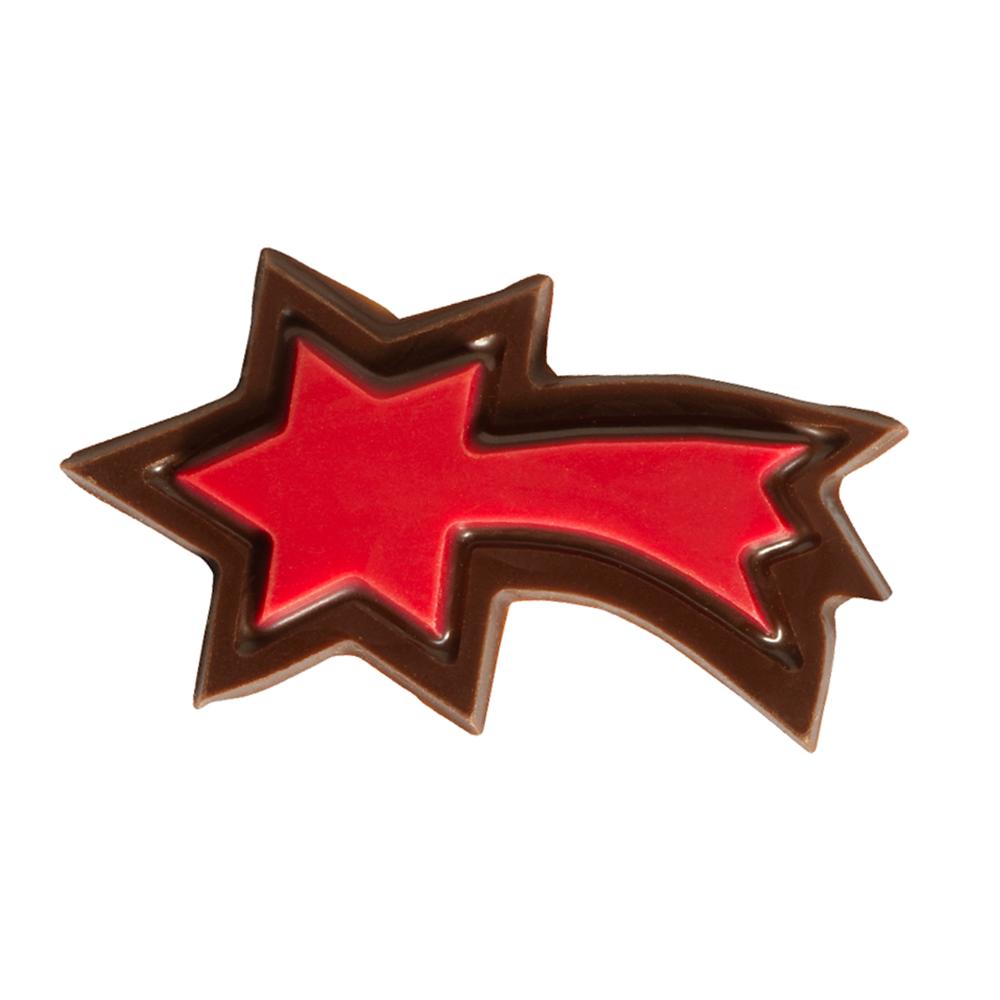 Navidad - Red Falling Star