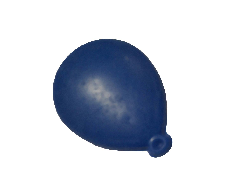 Signature decorations (Jura) - Medium Balloons Blue