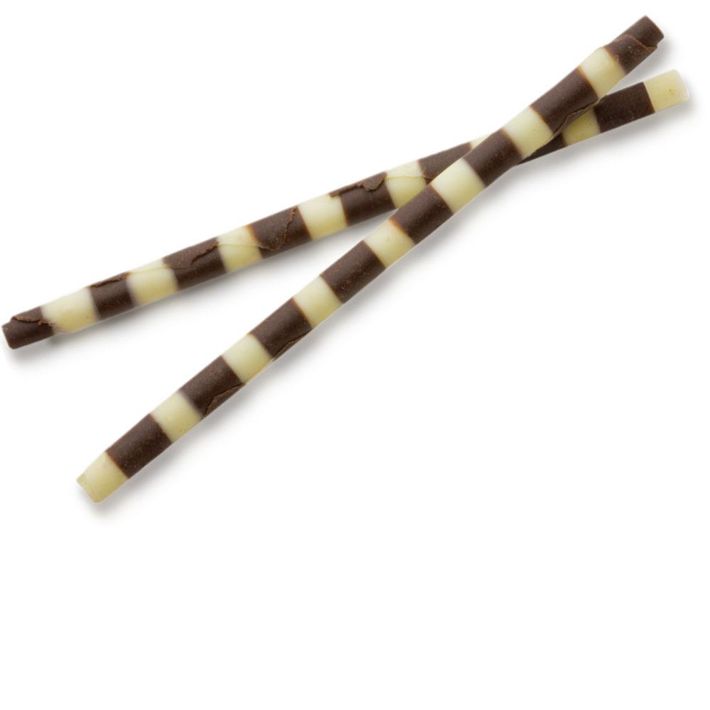 Chocolattos / rolls - Original Dark and Ivory Duo Chocolattos